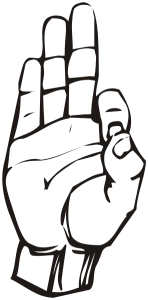sign language fsvg