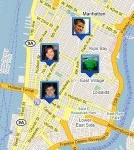 view-of-google-map-in-manhattan