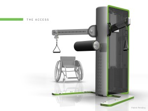 The access
