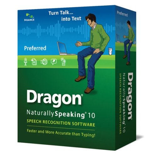 speech recognition software