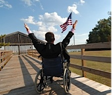 flag_wheelchair