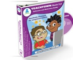 Cover of the TeachTown software box