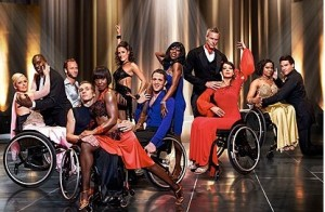 The Cast of Dancing on Wheels
